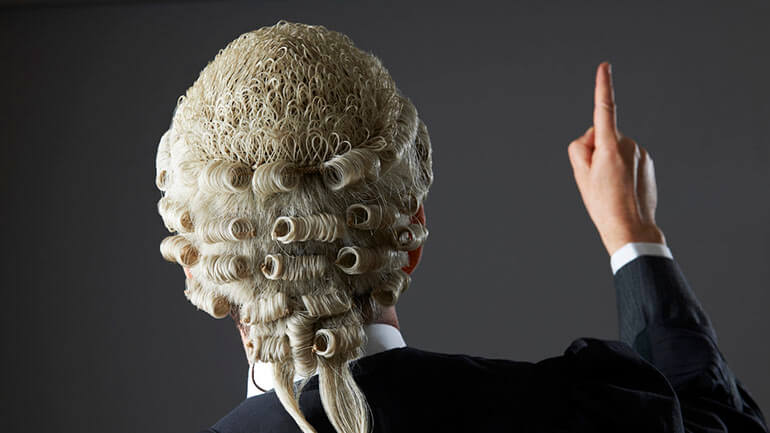 legal wigs in modern courtrooms - legal wig