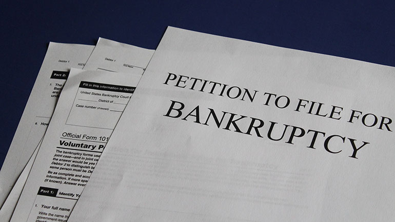 Lawyer Bankruptcy