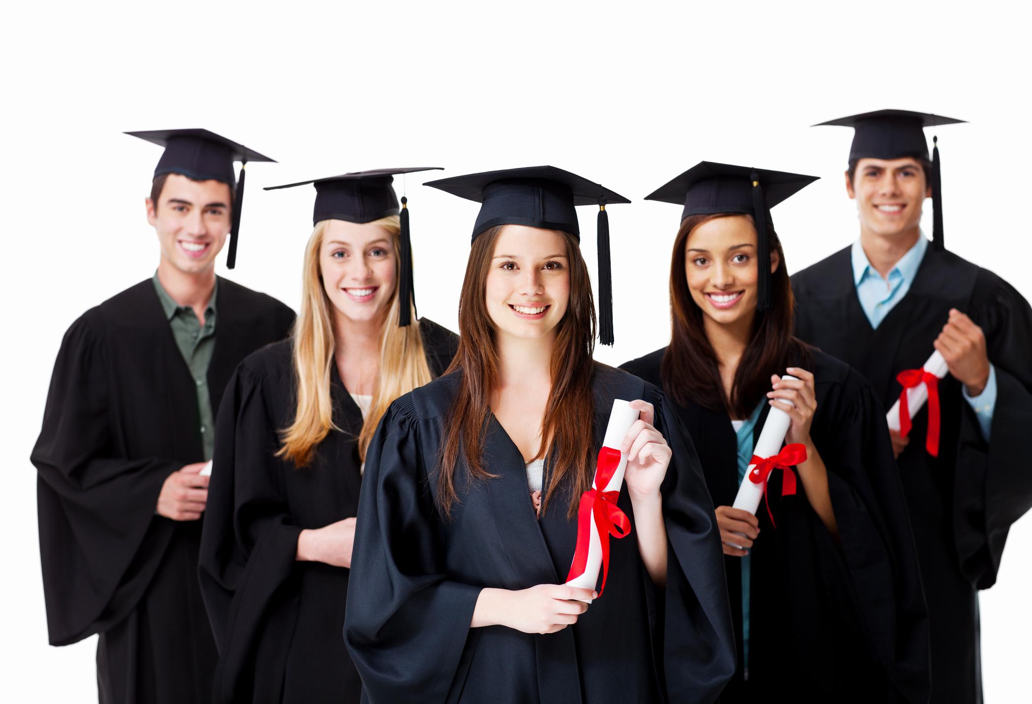 graduation ceremony ideas - Graduation Gowns