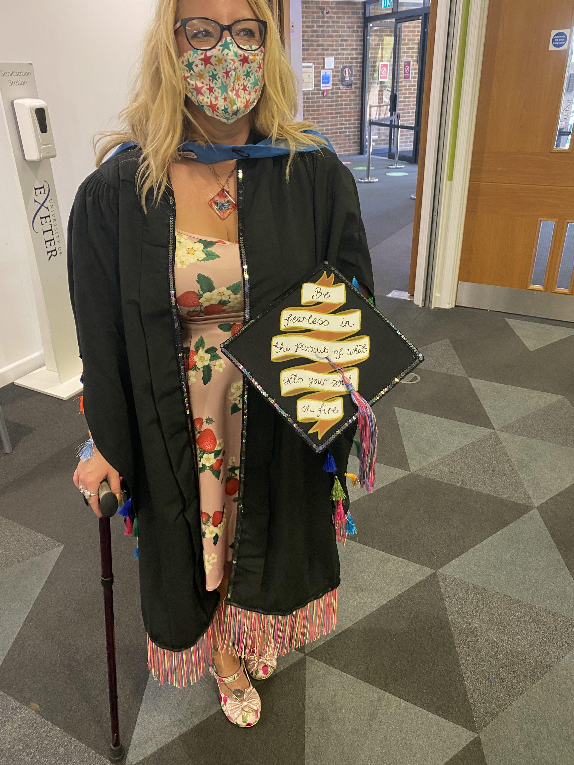 Exeter University Graduation